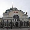 Железнодорожные вокзалы в Новозыбкове