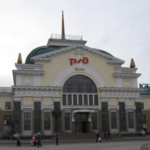 Железнодорожные вокзалы Новозыбкова